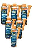 INOX® Common-Rail Diesel Systemreiniger und Schutz, 6 x 250ml - Additiv für Dieselmotoren Diesel-Systemreiniger