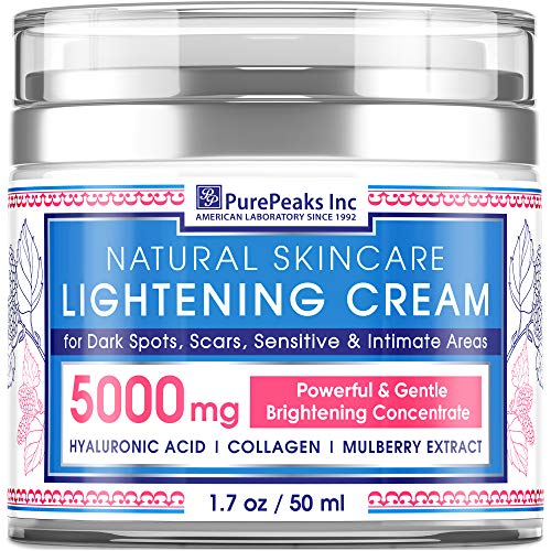 Cream for Face, Sensitive and Intimate Areas - Natural Skincare Made...