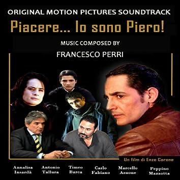 """Piacere... Io sono Piero (Original Soundtrack from """"Piacere... Io sono Piero"""")"""