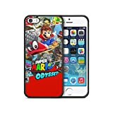 Super Mario Odyssey ModifiedCases Bumper Case Compatible With Apple iPhone 5/5s