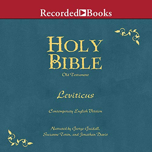 Holy Bible, Volume 3 cover art