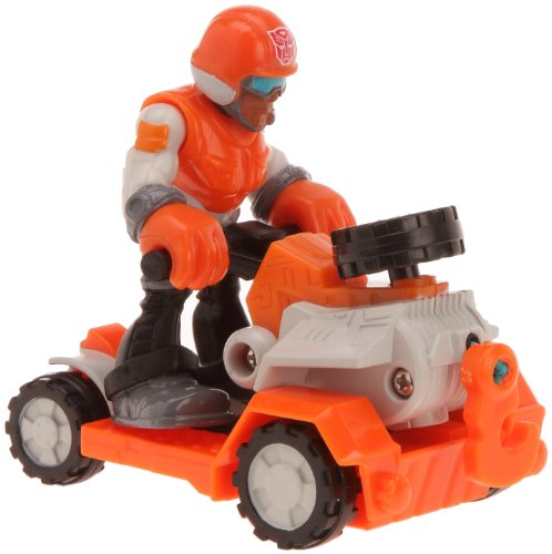 playskool - 330314801 - Jouet Premier Age - TRA - Sawyer Storm and Rescue Winch