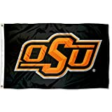 OSU Oklahoma State Cowboys University Large College Flag