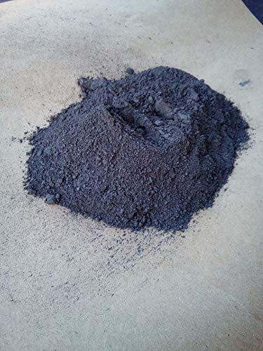 2 lbs. Indian Blackhead Aluminum, Dark Pyro, 2 Micron Flake