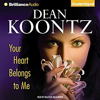 Your Heart Belongs to Me audiobook cover art