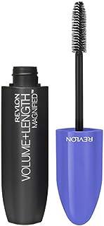 Revlon Volume + Length Magnified Mascara - Waterproof, Blackest Black, 0.28 fl oz
