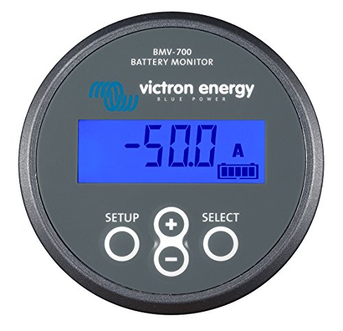 Victron Energy BMV-700 Battery Monitor (Grey)