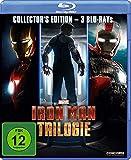 Iron Man - Trilogie [Blu-ray] [Importación Alemana]