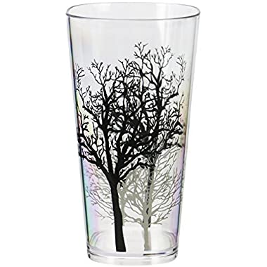 Corelle Coordinates Timber Shadows Acrylic Tumbler Glasses, 19-Ounce, Set of 6 by Corelle Coordinates