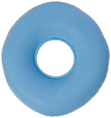 Aidapt VM934B Aufblasbares Ringkissen zur Druckminderung, hellblau