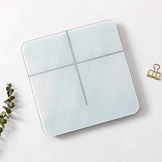 Báscula de baño digital que pesa la báscula del estudiante que carga la báscula del cuerpo humano báscula de baño de la cocina