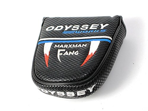 Odyssey Works Marxman Fang Putter Headcover Head Cover Golf