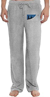 Hefeihe Joe Jackson Night & Day Men's Sweatpants Lightweight Jog Sports Casual Trousers Running Training Pants