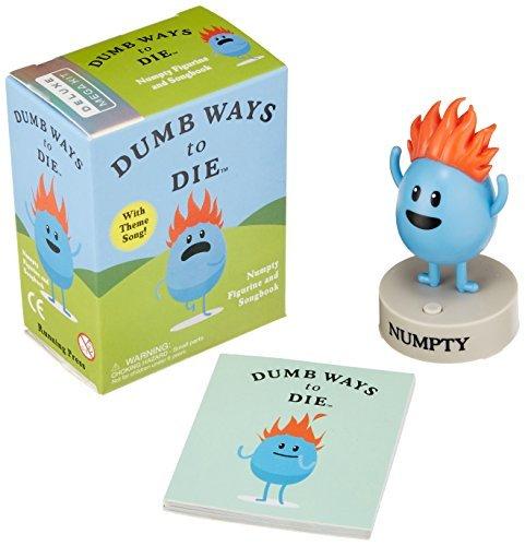 Dumb Ways to Die (Running Press Mini Kit) by Running Press (2016-03-22)