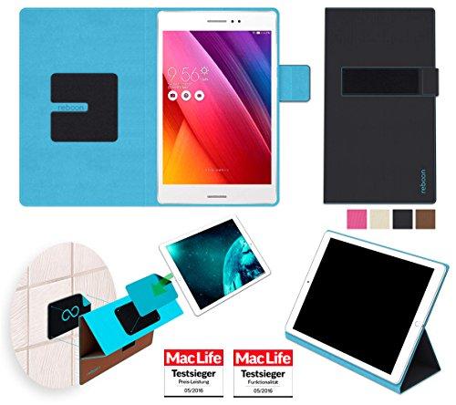 reboon Hülle für Asus ZenPad S 8.0 Z580CA 16GB Tasche Cover Hülle Bumper | in Schwarz | Testsieger