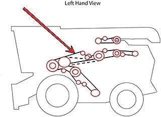 2624390W1 New Combine Beater Drive Belt for Massey Ferguson 8560 8570 8780