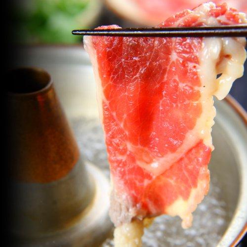 馬肉 上 馬肉スライス(加熱用・約500g/パック)