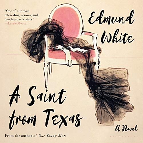 A Saint from Texas cover art