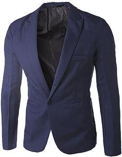 94d1e7749c Amazon.it: Blu - Blazer / Abiti e giacche: Abbigliamento