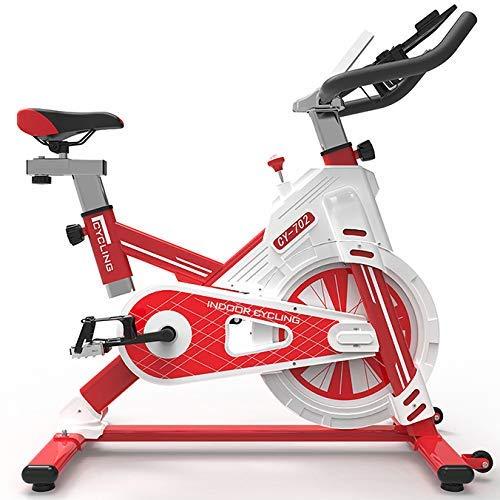 YUHT Bicicleta de Ejercicio para Interiores Bicicleta de Spi