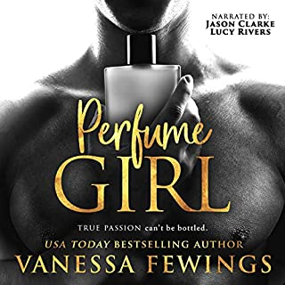 Perfume Girl audiobook cover art