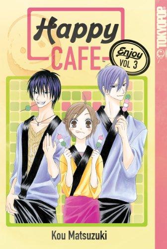 Happy Cafe Volume 3