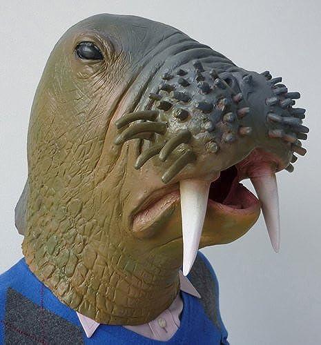Animal mask walrus