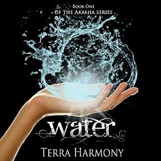 Water audiobook cover art