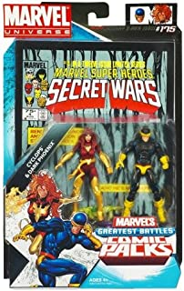 Marvel Universe Comic Packs: Cyclops and Dark Phoenix