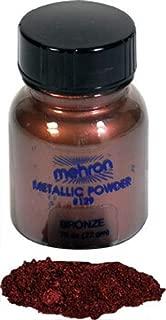 Mehron Metallic Powders Metallic Bronze B (0.75 oz/21 gm)