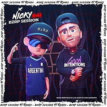 Nicky: Bzrp Music Sessions #41 (Remix)