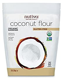 Best Price on Coconut Flour: Nutiva Organic 3 lb Bag As Low as $3.27/pound Shipped!