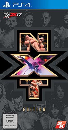 WWE 2K17 - NXT Edition - [PlayStation 4]