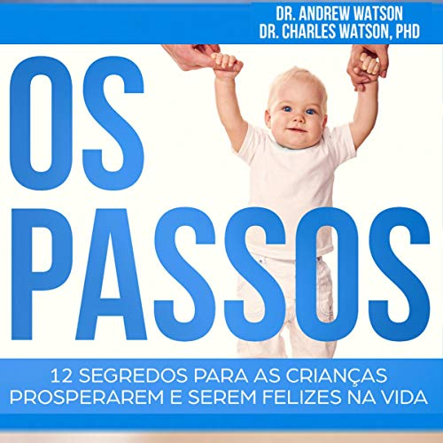 Os Passos [The Steps] audiobook cover art