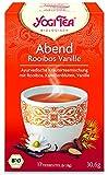Yogi Tee Abend Tee mit Rooibos und Vanille - 17