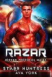 Razar: Alien Tribute Mates (Jorkan Protocol Mates Book 2)