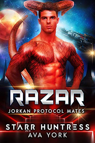 Razar: Alien Tribute Mates (Jorkan Protocol Mates Book 2) (English Edition)