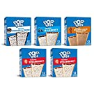 Pop-Tarts, Breakfast Toaster Pastries, Variety Pack, 6.3lb Case (60 Count)