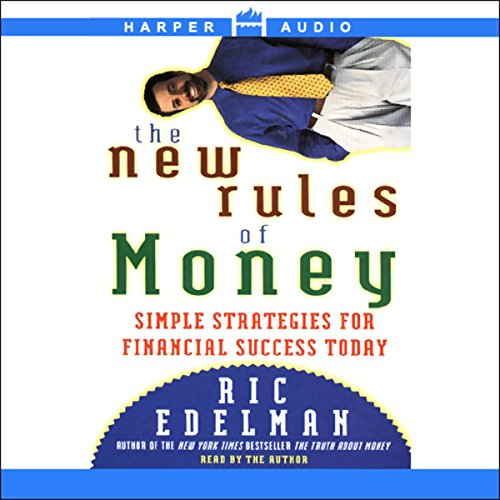 The New Rules of Money audiobook cover art