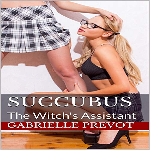 Succubus: The Witch's Assistant audiobook cover art