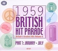 1959 British Hit Parade 8 by British Hit Parade (2010-03-02)