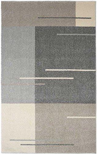 ASTRA Teppich Samoa in Grau Rug Size: 160 x 230cm