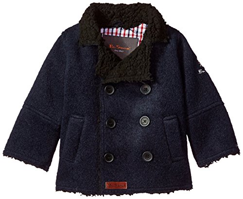 Ben Sherman Baby Boys Fashion Outerwear Jacket (More Styles Available), 8018-Button Closure Insignia Blue, 18M