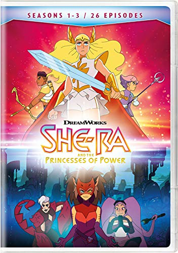 She-Ra & The Princesses Of Power: Seasons 1-3 (4 Dvd) [Edizione: Stati Uniti] [Italia]