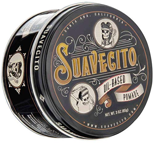 Suavecito Oil Based Pomade 3 oz