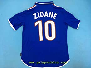 Amazon Com Zidane Jersey