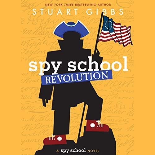Spy School Revolution cover art