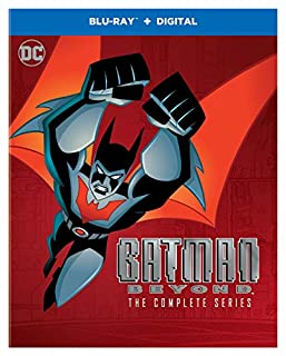 Batman Beyond: The Complete Series (Blu-ray + Digital) (B07YTD41C2) | Amazon price tracker / tracking, Amazon price history charts, Amazon price watches, Amazon price drop alerts