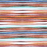 tessuto in viscosa per camicette, strisce Savana – marrone giallo — Vendita al metro da 0,5m — per cucire Abiti, camicette e Gonne