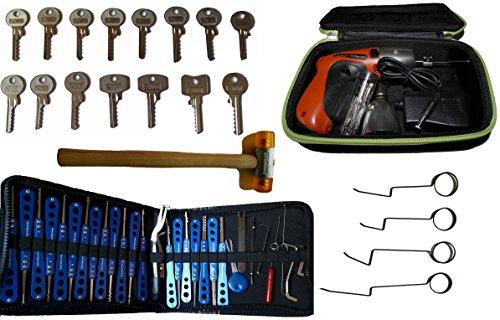 Picklock24. Kit completo de ganzúas para...